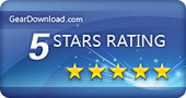Ultra File Search Rated 5 Stars at geardownload.com
